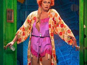 Annie The Musical. Milton Keynes Theatre.