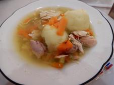 New Wave Cafe soup