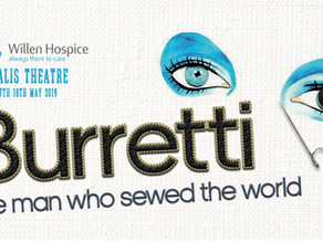 Burretti - The Musical
