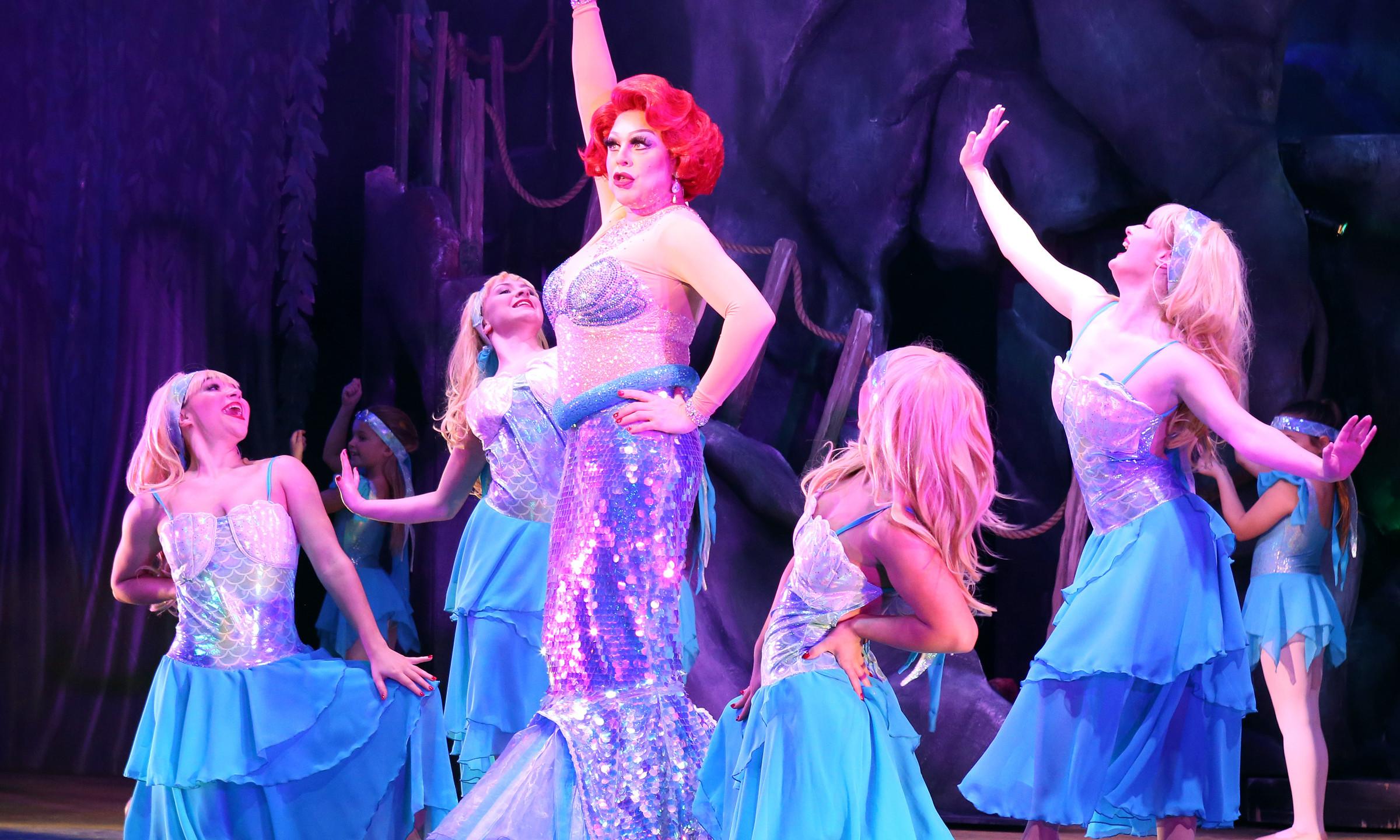 La Voix and mermaids