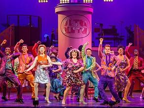 Hairspray. Milton Keynes Theatre. 07.04.16.
