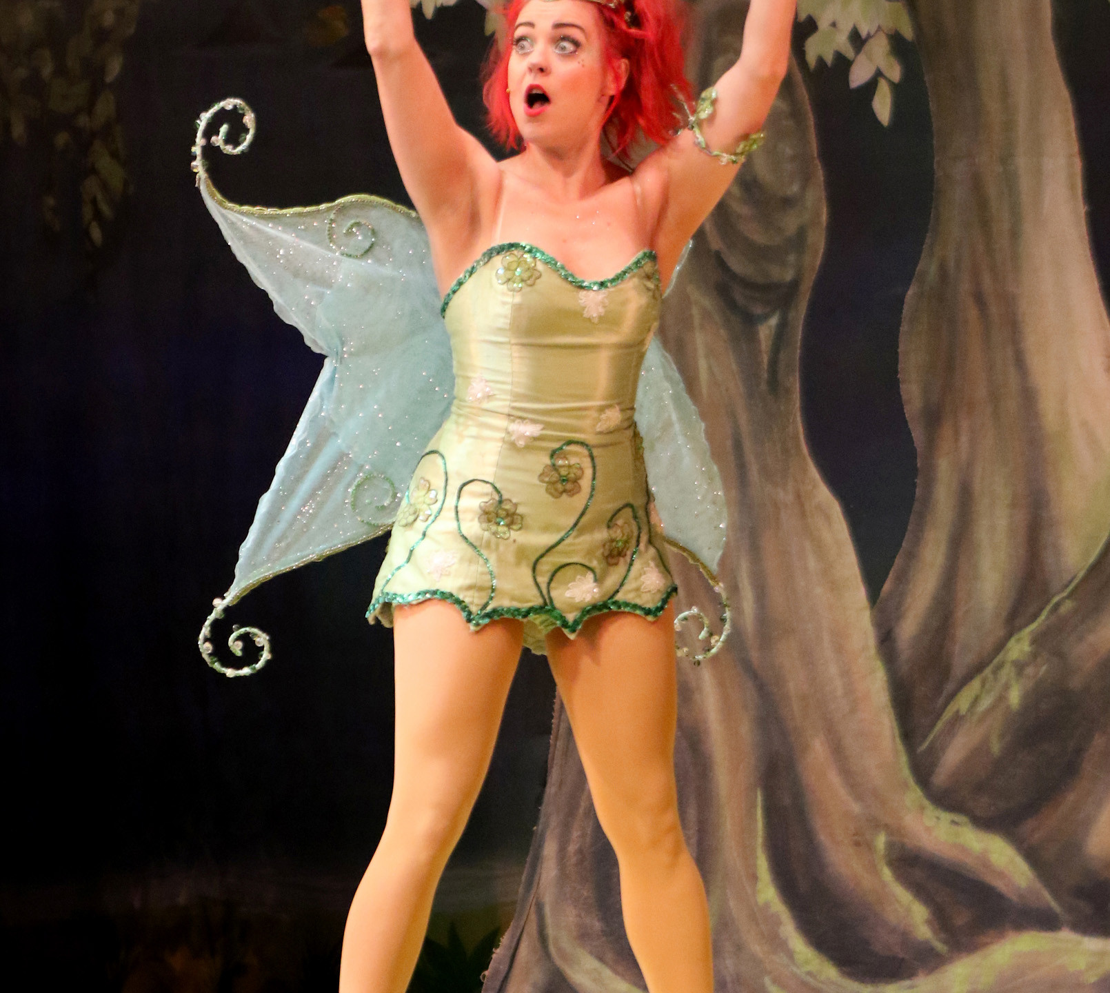 Holly Atterton as Tinkerbell