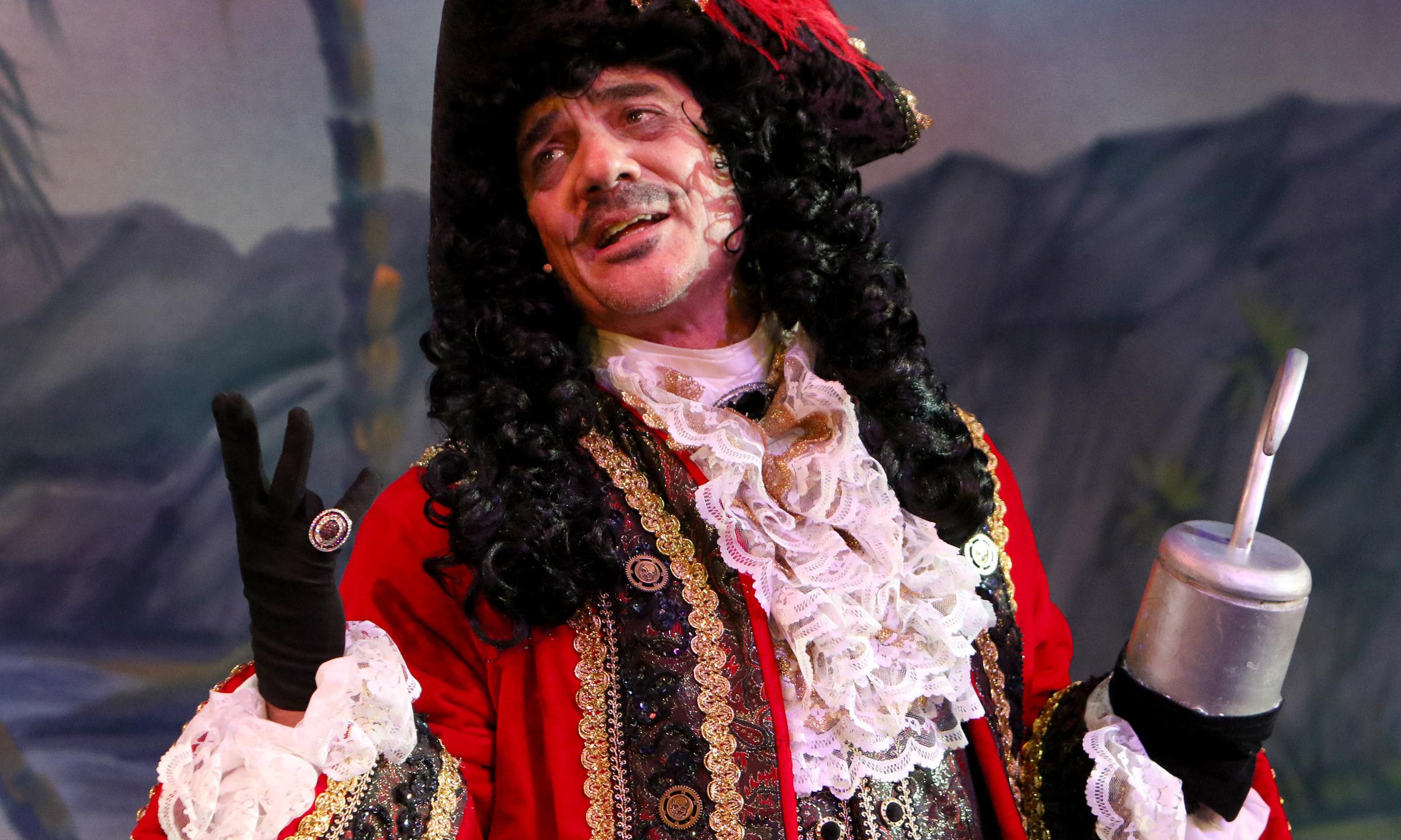 John Michie as Hook 4