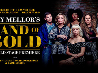 Band Of Gold. Milton Keynes Theatre.