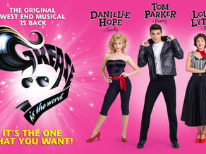 Hopelessly devoted to Grease
