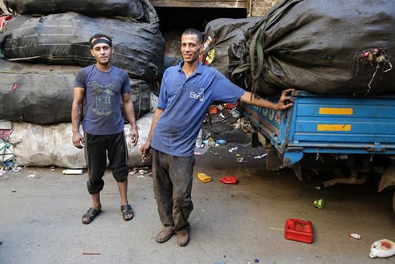 """Mansheya Nasir """"Garbage City"""""""