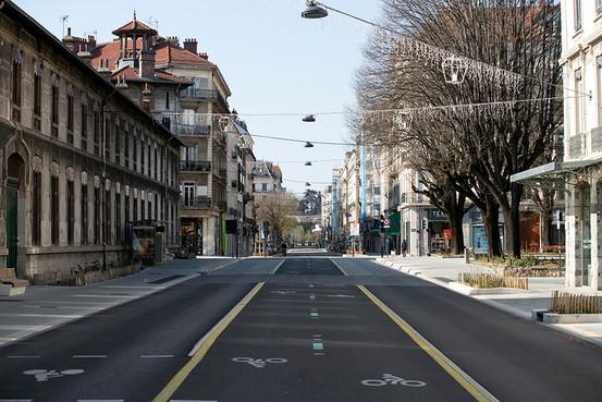 Confinement à Grenoble