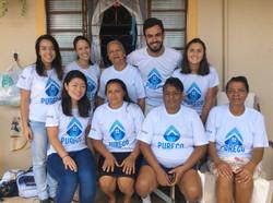 Membros do projeto e comunidade