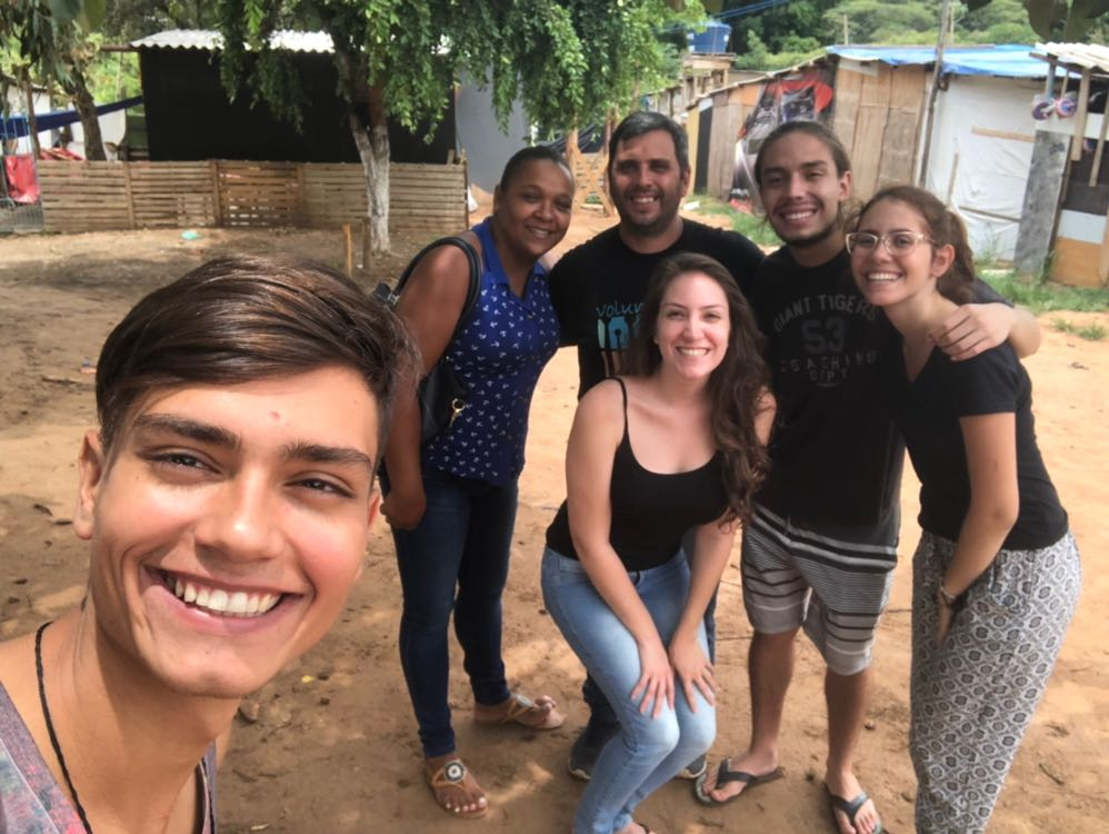 Visita ocupação Vila Paula