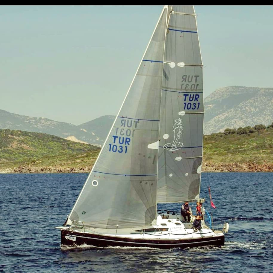 Bravo sailing Team 6