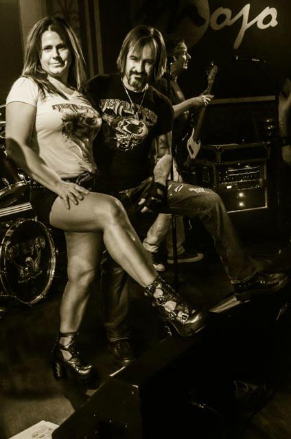 Gene and Kat