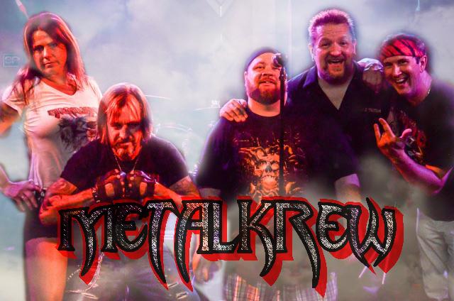 METALKREW Band