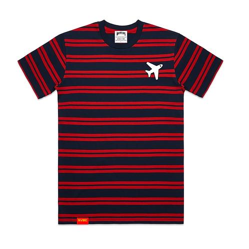 Paper Jets Striped Shirt LTD