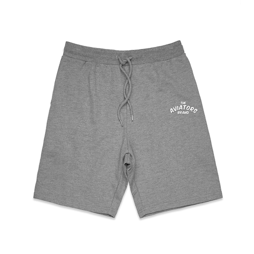 BRND Shorts in Grey