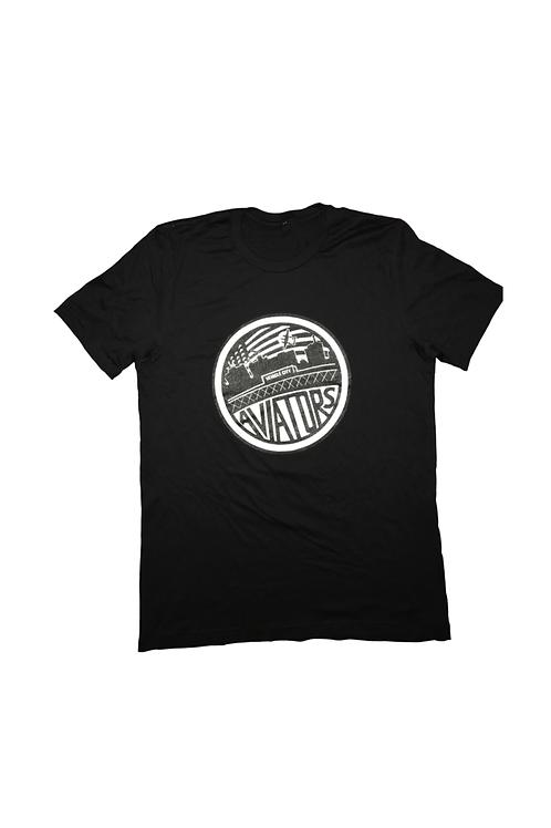 BWS City Skyline Tee in Black