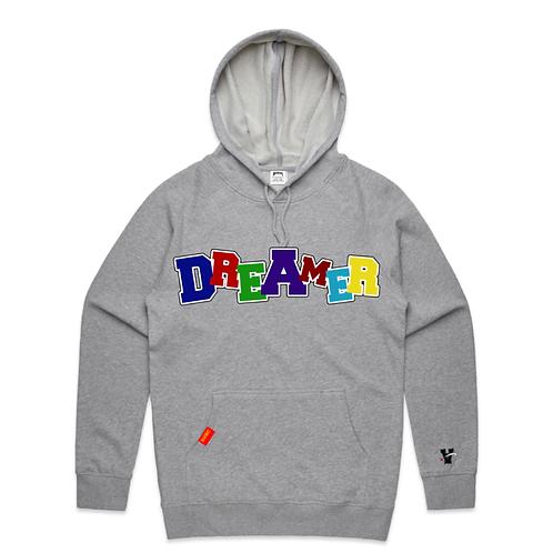 DREAMERS Hoody in Gray