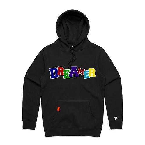DREAMERS Hoody in Black