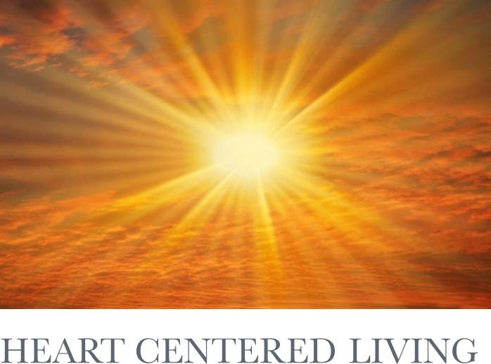 HEART CENTERED LIVING PDF
