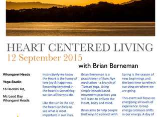 Heart Centered Living Workshop - Whangarei Heads