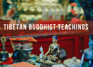Tibetan Buddhist teachings workshop July 29th