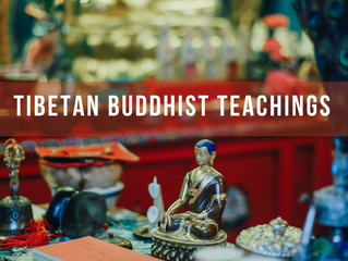 Tibetan Buddhist teachings workshop July 29th