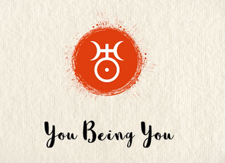 You Being You is born
