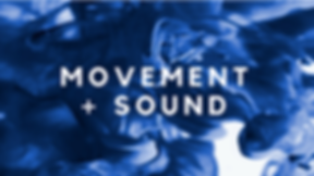 Movement + Sound workshop