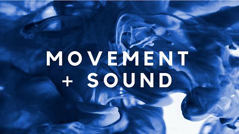 Movement + Sound workshop