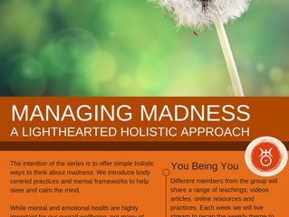 Managing madness series is live!