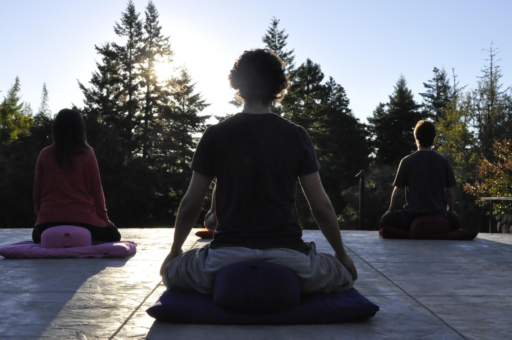 Meditation 101 - 10 weeks