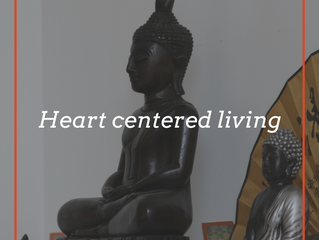 Heart centered living workshop 22 July