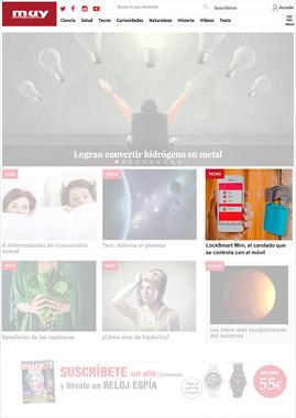 ejemplo lyra. en web del medio digital