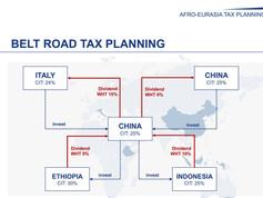 Belt Road Tax Planning