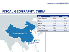 Greater China Tax