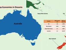 Top Economies in Oceania