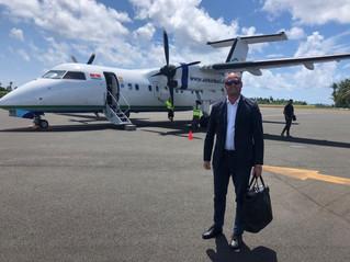 In Kiribati and Solomon Islands