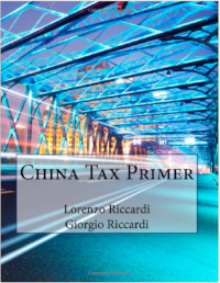 Tax and finance for CFO in China - Nov. 3, Shanghai