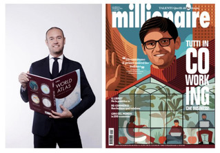 Millionaire: The first business journey to every country
