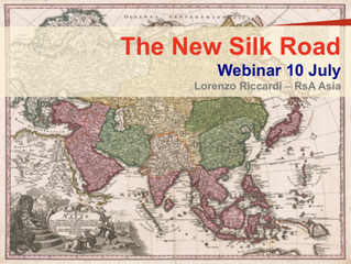 New Silk Road Webinar