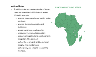 A single unified currency system for the African Union?
