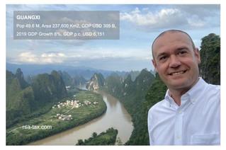 Guangxi, Guilin, Yangshuo, Nanning, Beihai and Weizhou
