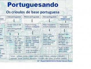 Portuguesando – Os crioulos de base portuguesa – Nosso Idioma