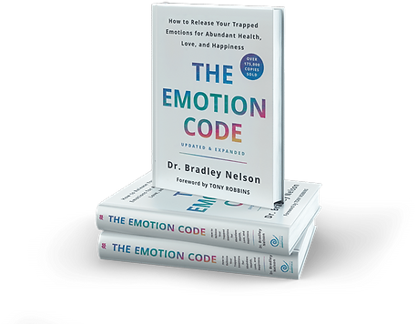 The Emotion Code Book Sold on Amazon