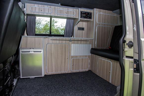 VW T5 Camper Conversion Parts & Accessories