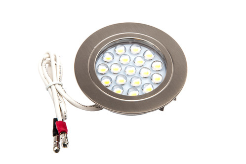 Touch sensitive led light recessed fitting touch sensitive face led light recessed mount campervan camper conversions aloadofball Choice Image