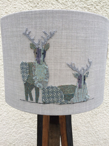 Stags in Greys