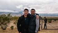 Christian James and Arvi Ragu