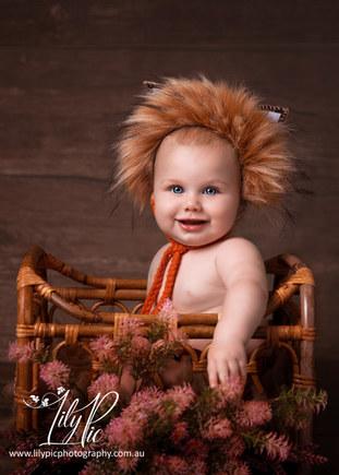 Bunbury baby photography