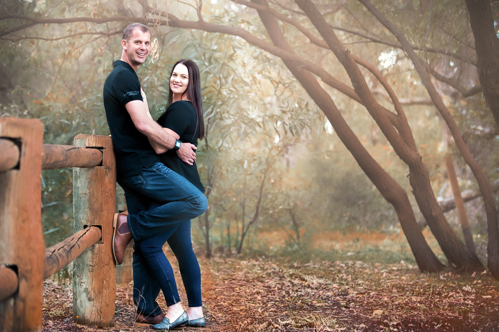 Best Couple photographer in Bunbury and south west