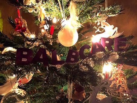 С новым годом! Конкурс от Balbcare Shop